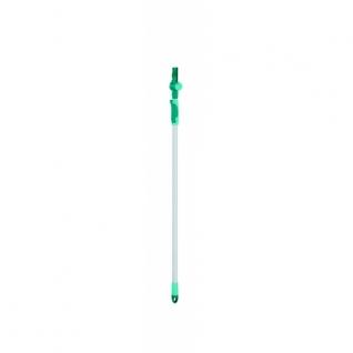 Ручка cтальная телескопическая Leifheit click system с шарниром, 110-190 см