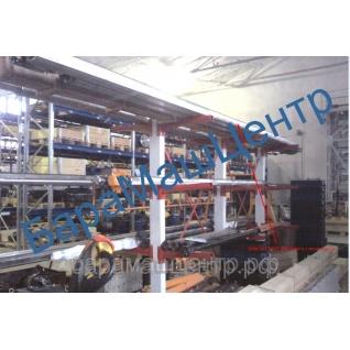 Штанга бурильная БКМ-512.05.19.200