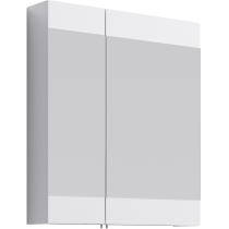 Зеркальный шкаф AQWELLA Brig 60 (Br.04.06/W), белый