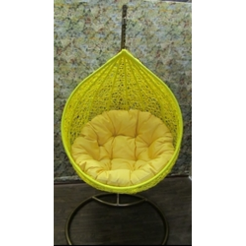 Кресло подвесное из искусственного ротанга МД-067/5-6822533