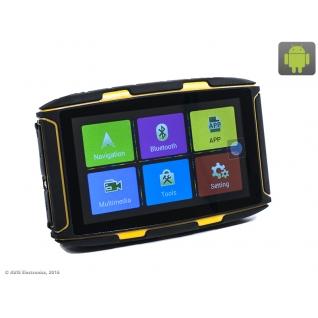"""Навигатор для мотоцикла Avis DRC050A с экраном 5"""" Android Avis-6825913"""
