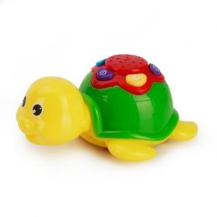 """Интерактивная игрушка-ночник """"Черепашка"""" (свет, звук) Умка-37747342"""