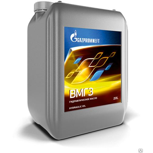 Гидравлическое масло Газпромнефть ВМГЗ, 20л-5922522