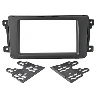Переходная рамка Intro 95-7516A для Mazda CX9 (крепеж) Intro-6823887