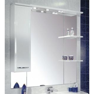 Зеркало-шкаф Акватон Эмили 105 левый