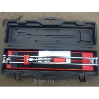Плиткорез немецкий Профи 600мм в кейсе BIBERBAU-907168