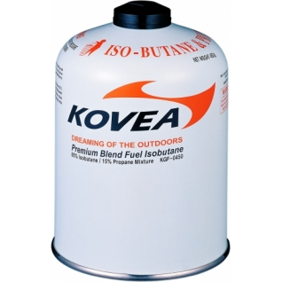 Баллон газовый резьбовой Kovea 450 изобутан/пропан/бутан 72/22/6 (KGF-0450)-36971662