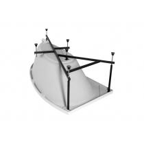 Каркас сварной для акриловой ванны Aquanet Augusta 00196327