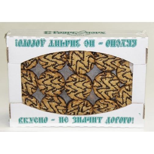 """Печенье сдобное """"Ароматное"""" 0,9 кг Норма укладки в 1 лоток, шт. --54933"""