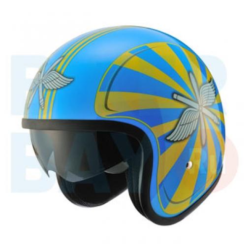 Шлем (открытый) MO 117 Airforce (Размер XS) MICHIRU-2155475