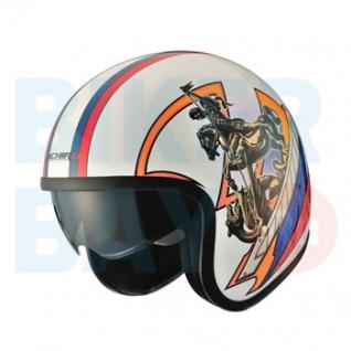 Шлем (открытый) MO 117 City MSC (Размер XS) MICHIRU-2155474