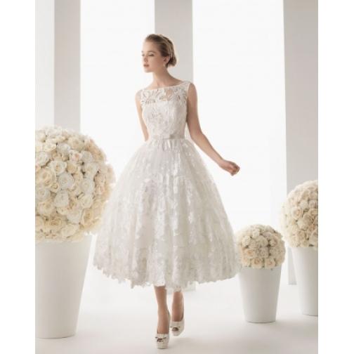 Платье свадебное Короткие свадебные платья⇨Жанетта-661969