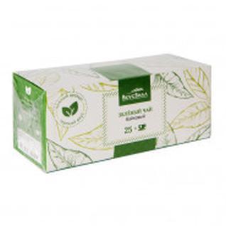 Чай зеленый Вкусвилл байховый в пакетиках, 25пак