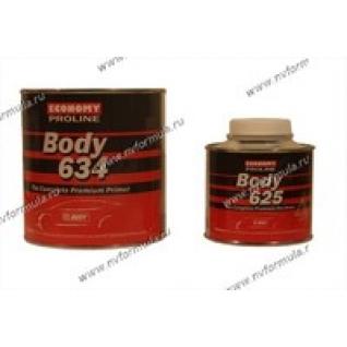 Грунтовка Body economy 634 4:1 0,8л серая-416692