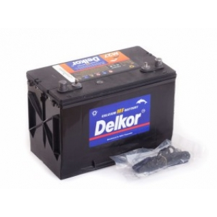 Аккумулятор лодочный DELKOR DELKOR MARINE M27MF (80L) 570А прямая полярность 80 А/ч (306x173x225)