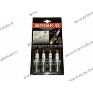 Свечи BRISK 2101-099 LR15TC 3-х электродные-427334