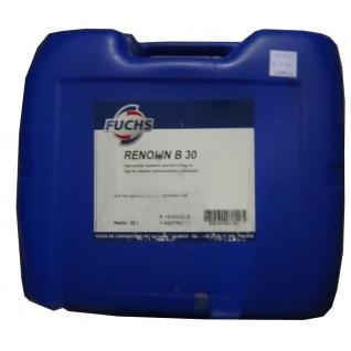 Fuchs Масло гидравлическое RENOLIN B 30, в канистре - 20 л-4951637