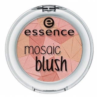 ESSENCE - Румяна Mosiac blush 10 - miss floral coral