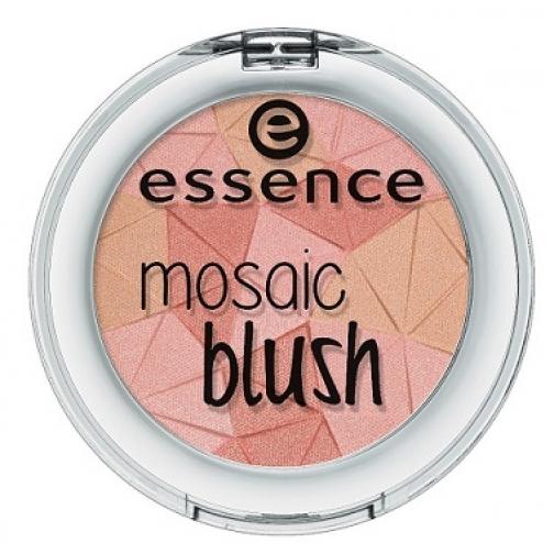 ESSENCE - Румяна Mosiac blush 10 - miss floral coral-2146098