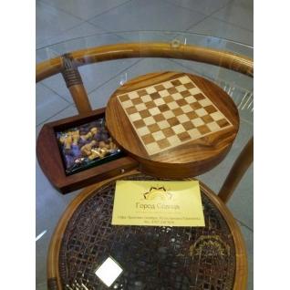 Шахматы ручной работы-5364869