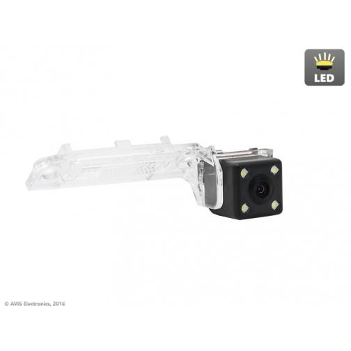 CMOS ECO LED штатная камера заднего вида AVIS Electronics AVS112CPR (#100) для SKODA SUPERB / VOLKSWAGEN CADDY (2004-2008) / CARAVELLE / GOLF V / JETTA V / MULTIVAN (T5) / PASSAT B6 / PASSAT CC / PHAETON / TOURAN / TRANSPORTER Avis-8919051