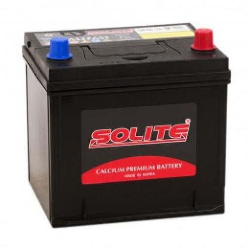 Автомобильный аккумулятор SOLITE SOLITE CMF 26-R550 550А обратная полярность 60 А/ч (206x172x205)-6648953