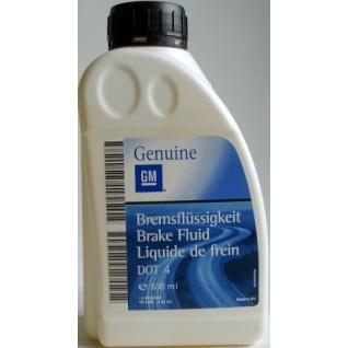 Тормозная жидкость OPEL Opel DOT4 0.5л 1942421-5926831
