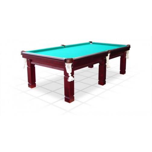Бильярдный стол для русского бильярда Weekend Billiard Texas 10 ф махагон-865856