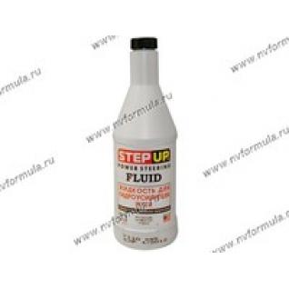 Жидкость ГУР STEP UP SP7030 355мл желтая-416625