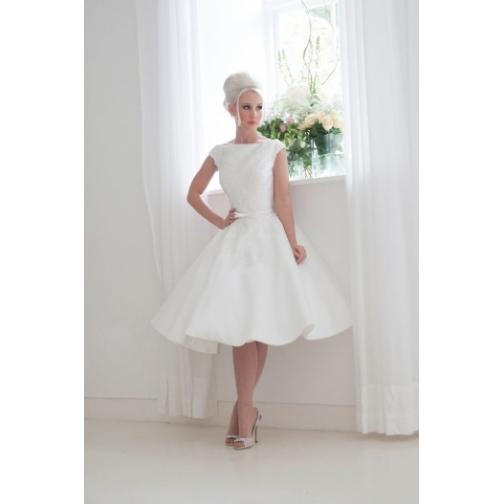 Платье свадебное Короткие свадебные платья⇨Голди-661953