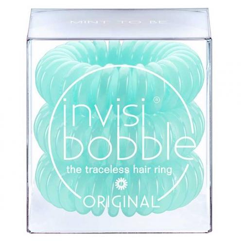 Invisibobble Резинка-браслет для волос Invisibobble ORIGINAL Mint to Be 3 шт., цвет: mint-5286199