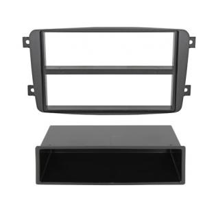 Переходная рамка Intro RMB-C00 для Mercedes C-klass (W203) 00-04, Viano 03-06, Vito до 06, CLK 2/1DIN Intro-834919