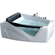 Акриловая ванна Gemy с гидромассажем (G9056 K)