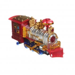 """Музыкальная игрушка """"Сказочный поезд"""" (свет, дым, движение) Joy Toy-37712428"""