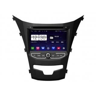 Штатная магнитола FarCar s160 для Ssang Yong Actyon на Android (m355)