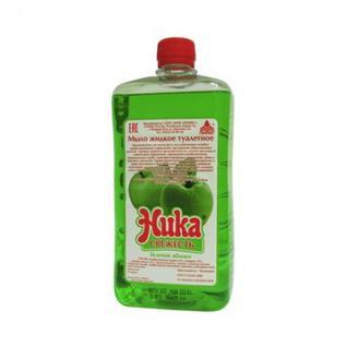 Мыло жидкое Ника-свежесть, 1 л, туалетное, флакон(яблоко)-40108468