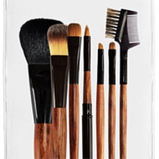 Профессиональные кисти для макияжа - Набор JEANS универсальный из 7 кистей для макияжа 7-06-2147892