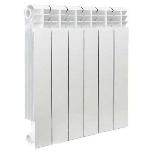 Радиатор биметаллический Sira Ali Metal 500 5 секций (собранный)-6762167
