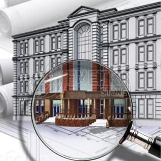 Архитектурный проект входной группы (Эскиз входной группы)