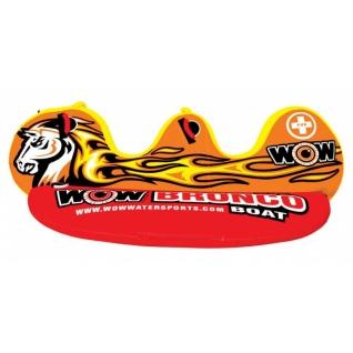 Буксируемый баллон WOW Bronco boat двухместный (10258050)-6905942