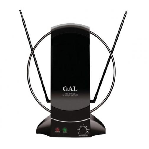 Антенна комнатная с усилителем сигнала GAL AR-468AW-1319430