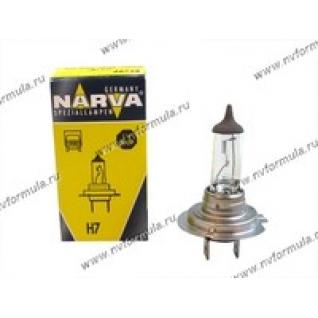 Лампа галоген 24V Н7 70W PX26d NARVA 48728-426300