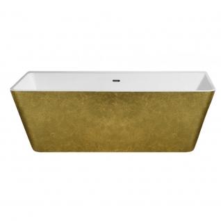 Отдельно стоящая ванна LAGARD Vela Treasure Gold-6944848