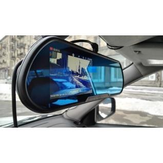 Видеорегистратор-зеркало с камерой заднего вида XPX ZX807-37456222