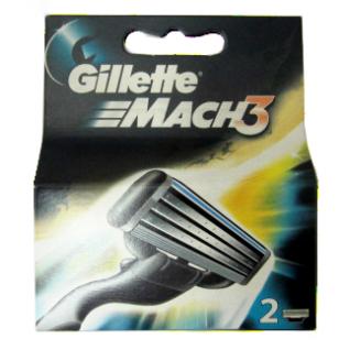 Gillette MACH 3 2 шт-4999685