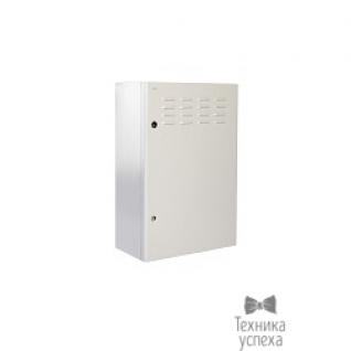 Цмо ЦМО Шкаф уличный всепогодный настен. 6U (600х500), передняя дверь вент. (ШТВ-Н-6.6.5-4ААА)-6867995