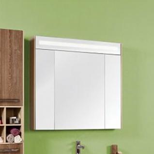 Зеркало-шкаф Акватон Блент 80 кремовый