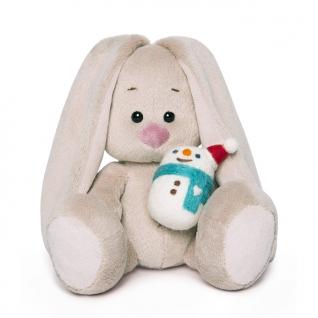 Зайка Ми со снеговичком (малыш) SidX-221-37886780