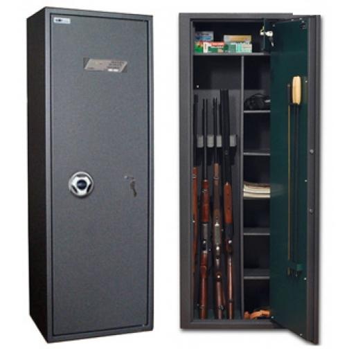 Оружейный сейф Safetronics MAXI 5P EM/K5-6814573