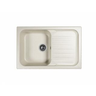 Кухонная мойка Адель 780, белый